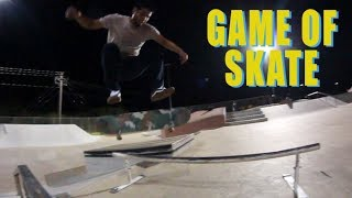 Game of SKATEBOARD Keen Ramps Rail