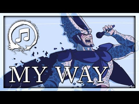My Way Lyric Video (TFS Perfect Cell Cover) - Team Four Star
