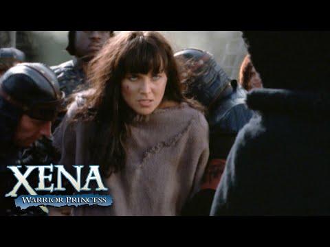 Xena is Banished to Shark Island Prison   Xena: Warrior Princess