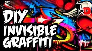 DIY Invisible Graffiti - Man Vs Youtube #5