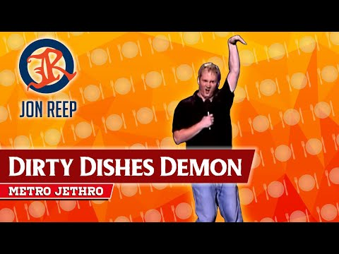 Dirty Dishes Demon