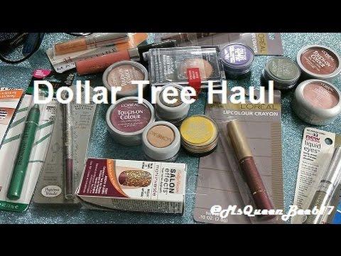 NEW Dollar Tree Haul – Maybelline, Loreal, Physicians Formula!!