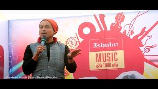 Video sandeep chhetri best comedy act .. khukuri music tour @ Dang Ghorahi MP3, 3GP, MP4, WEBM, AVI, FLV Juli 2018