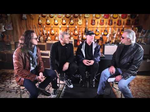 Rush's Guitar Center RockWalk Induction