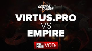 Virtus.Pro vs Empire, game 1