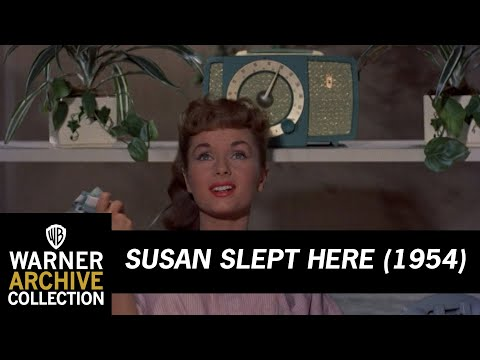 Susan Slept Here (1954) – Peaceful Christmas Morning