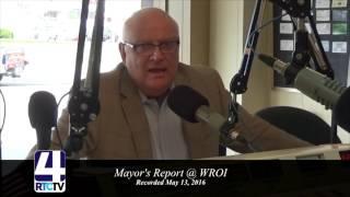 Rochester City Government Report @ WROI