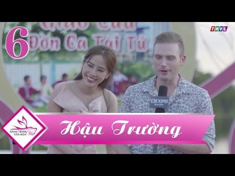 Hành Trình Văn Hóa Việt | Nam Em và Kyo York cãi nhau với ekip vì trời quá nắng nóng