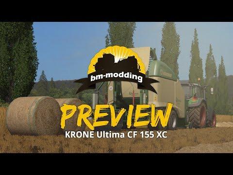 Krone Ultima CF 155 XC v1.0.0.0