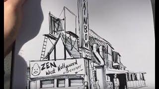 I made a pilgrimage to the Strip to draw the Rainbow Bar & Grill- Lemmy's favorite hangout!My Instagram                      http://www.instagram.com/matt_jonesart/My Art Blog                          http://mattjonezanimation.blogspot.com/Facebook Art Page             http://www.facebook.com/ArtOfMattJones/My Twitter                            https://twitter.com/Jonezee99My GumRoad sketchbook https://gumroad.com/l/ADscP
