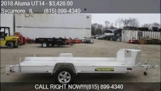 2. 2018 Aluma UT14  for sale in Sycamore, IL 60178 at Rondo Tru