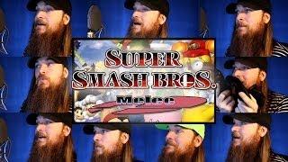 Super Smash Bros. Melee – Menu 1 Acapella by Smooth McGroove