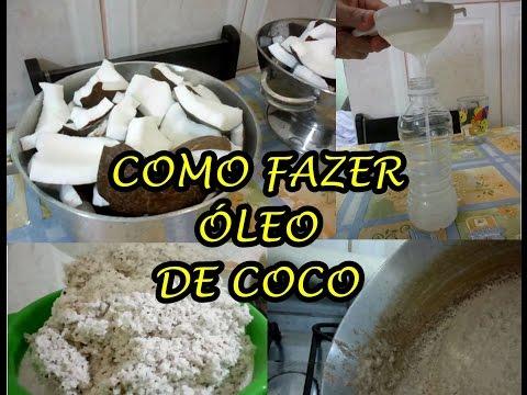 DIY: Como fazer óleo de coco FAÇA EM CASA #5