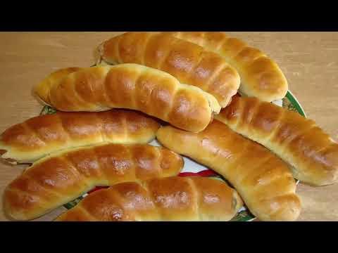 Рецепты сосисок в тесте на сковороде без дрожжей быстро