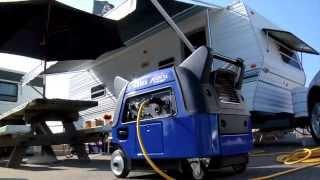 4. Yamaha EF3000iSE/B Generators - The Boost You Need