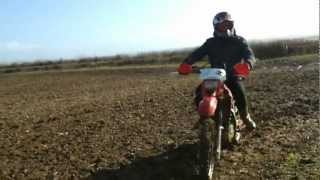 5. honda xr650r 2006