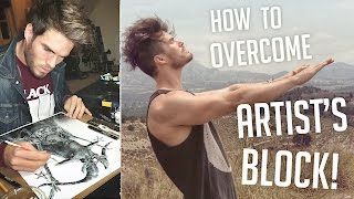 I was out cycling in Spain and felt inspired to make a quick video on a topic that I'm sure all of us creative types will encounter at some point... The dreaded 'Artist's Block!'  I thought I would share a few of my tried and tested tips that will hopefully serve to help you overcome this issue should it arise. Then I climb up a mountain...Thanks for watching and be sure to subscribe and hit that thumbs up! Much love! Facebook: https://www.facebook.com/TheArtofChristopherLovellInstagram: https://www.instagram.com/lovellartWebsite: http://www.christopherlovell.comTwitter: https://twitter.com/lovellart
