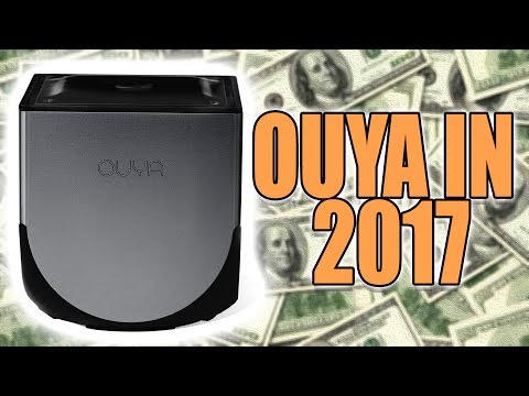 I Bought An Ouya In 2017