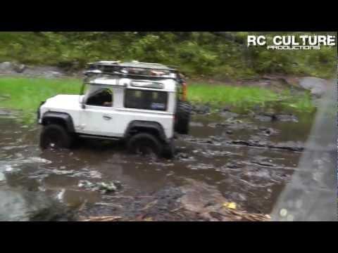 RC Culture @ Trail Ride through Skurugata in Eksjö - 20120922 (видео)