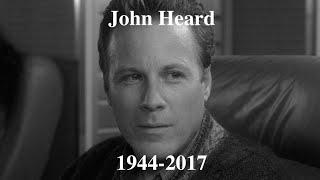 R.I.P. John Heard (1945-2017)