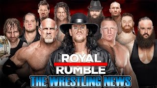 Nonton The Wrestling News   Royal Rumble Ppv 2017 Film Subtitle Indonesia Streaming Movie Download