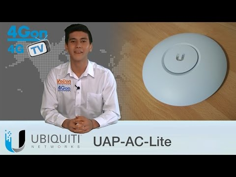 Ubiquiti UniFi AC Lite (UAP-AC-Lite) Video Review / Unboxing