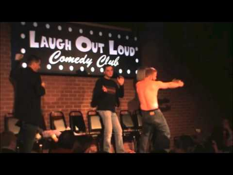 Dance Contest Comedy Hypnosis by Herb McCandless Jr
