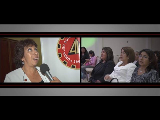 """CIP Moquegua """" Día Internacional  de la Mujer"""""""