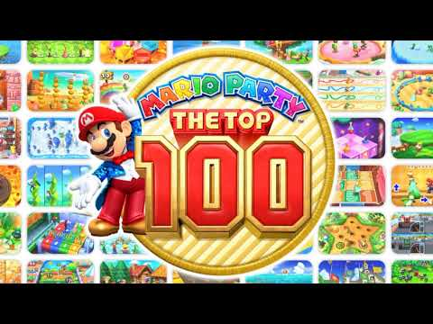 Mario Party The Top 100 OST - Opening