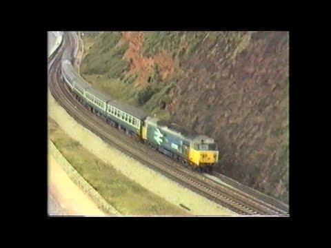Classic Diesels & Electrics in 1987 - Teaser Movie.wmv