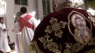 Video: First Liturgy of St. Mark & St. Mark in new home on East 62nd Street