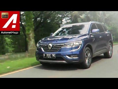 Review Renault Koleos Test Drive By Autonetmagz Actionws Abc