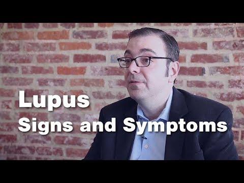 Lupus - Signs & Symptoms
