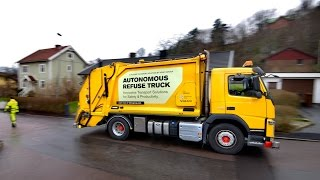 「ゴミ収集車」が自動運転になると、清掃員のシゴトはどう変わる?
