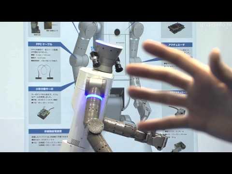Kinectで遠隔操作可能なロボットが登場(動画)