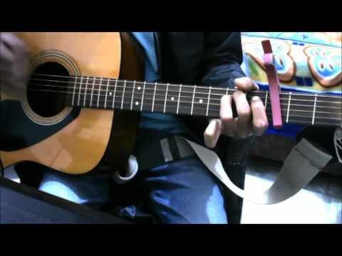 Enna Sona – OK Jaanu – Guitar COVER Lesson chords easy version – Arijit singh | A.R Rahman