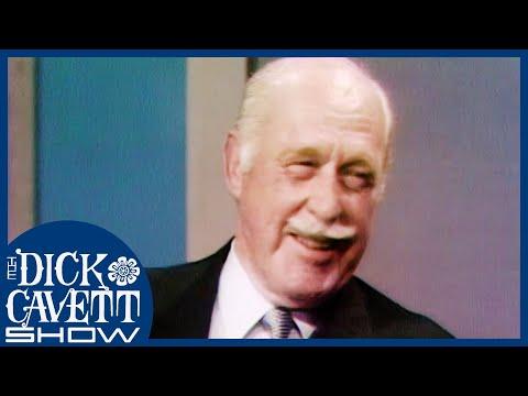 Drew Pearson Predicts Peace In Vietnam   The Dick Cavett Show