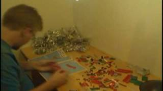Building LEGO Set #10184 Town Plan Time Lapse