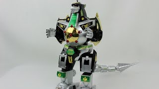 Video Soul of Chogokin Dragonzord Unboxing/Review [Mighty Morphin Power Rangers] MP3, 3GP, MP4, WEBM, AVI, FLV Agustus 2019