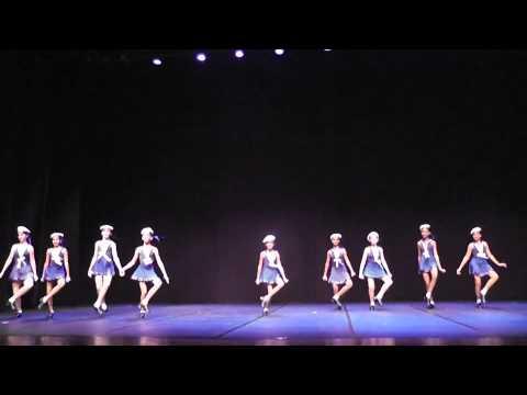 Ballace 2015   MARINHEIRAS -  Sapateado, Tap Dance