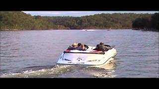 10. 2011 Sea Doo Sport Boat Direct Drive 510 hp