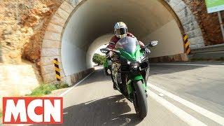 2. Kawasaki Ninja H2 SX | First Rides | Motorcyclenews.com