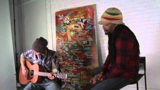 No Woman No Cry (acoustic Cover, Bob Marley) - Morning Sun&The Essentials