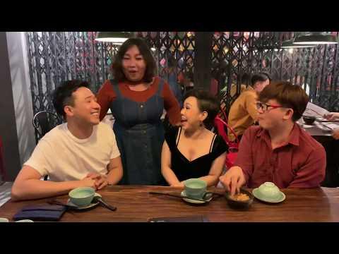 Việt Hương lại tiếp tục chửi xối xả tại nhà hàng của em gái Trấn Thành cùng Đại Nghĩa. - Thời lượng: 3:43.