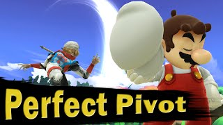 Smash 4 Guide: The Art of Perfect Pivot