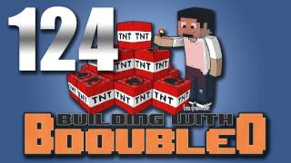 Minecraft Building with BdoubleO - Episode 124 - How to carve out a room