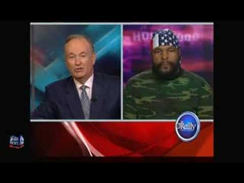 Bill O'Reilly: Mr. T Snickers tv ad banned 08/06/08