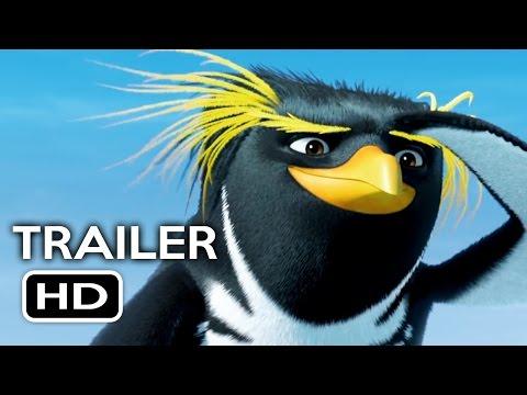 Surf's Up 2: WaveMania Official Trailer #1 (2017) John Cena Animated Movie HD