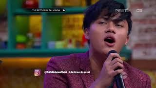 Performance Rizky Febian Kesempurnaan Cinta - The Best of Ini Talk Show