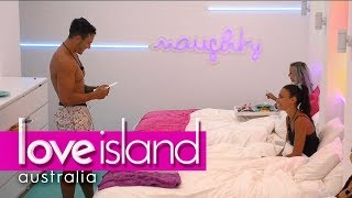 Video The boys spoil the girls with a romantic gesture | Love Island Australia 2018 MP3, 3GP, MP4, WEBM, AVI, FLV Juni 2018